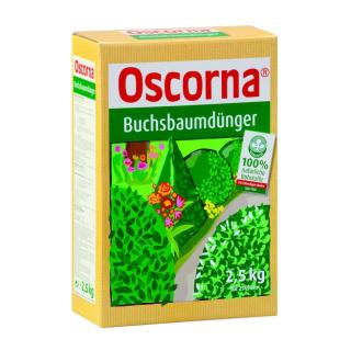 Oscorna Buchsbaumdünger 2,5kg