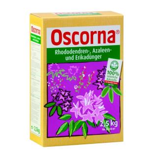 Oscorna Rhododendren-, Azaleen und Erikadünger 2,5kg