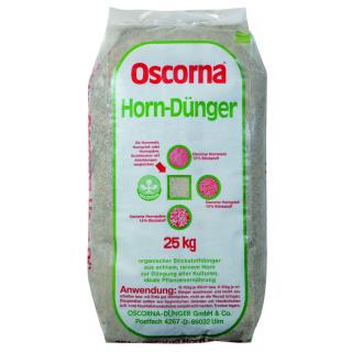 Oscorna Hornmehl 25kg