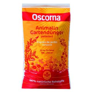 Oscorna Animalin Gartendünger pelletiert 20kg