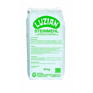 Oscorna Luzian-Steinmehl 12,5kg