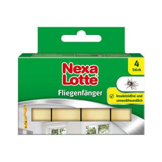 Nexa Lotte Fliegenfänger 4Stück