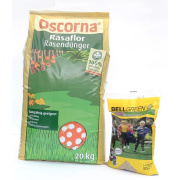 Schock´s Rasencombi Oscorna Rasaflor 20kg und Bell...