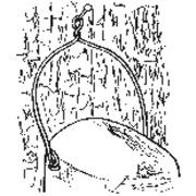 Schwegler Nisthöhle 1B Ø oval, 29x55 mm