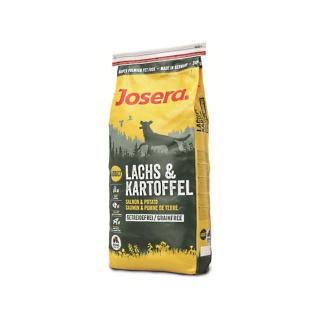 Josera Hundefutter Lachs und Kartoffel 15kg