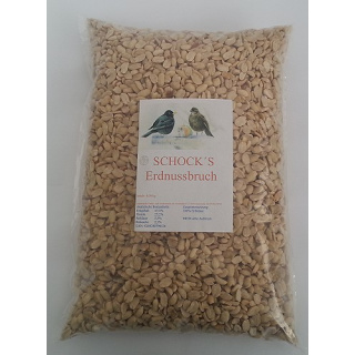 Schock´s Erdnussbruch 4kg
