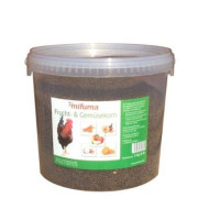 Mifuma Hühnerfutter Frucht und Gemüsekorn 5kg