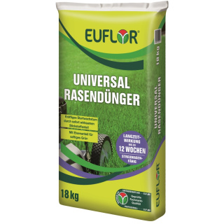 Euflor Universal-Rasendünger 18kg
