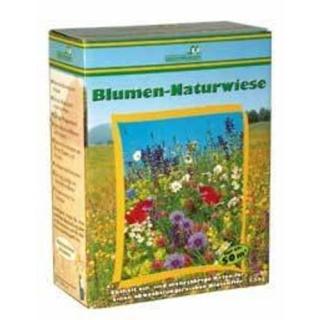 Blumensamen Naturwiese für 50m²