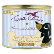 Terra Canis Hundenassfutter Welpenmenü Geflügel...