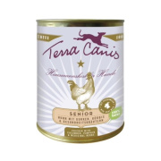 Terra Canis Hundenassfutter Senior mit Huhn 6x800g