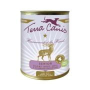 Terra Canis Hundenassfutter Senior mit Wild 6x800g