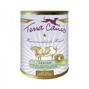 Terra Canis Hundenassfutter Senior mit Rind 6x800g