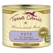 Terra Canis Hundenassfutter Classic Pute mit Naturreis...