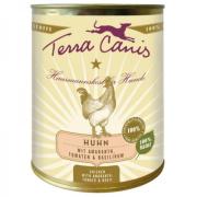 Terra Canis Hundenassfutter Huhn mit Amaranth, Tomaten...