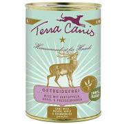 Terra Canis Hundenassfutter Sensitiv Wild 12x400g