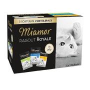 Miamor Ragout Royale Vorteilspack in Jelly 48x100g