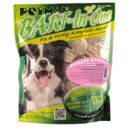 Petman Hunde-Frostfutter Barf in One High Energy 25x750g