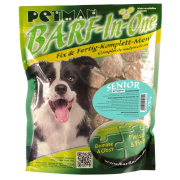 Petman Hunde-Frostfutter Barf in One Senior 8x750g