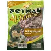 Petman Hunde-Frostfutter Geflügelragout...