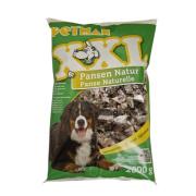 Petman Hunde-Frostfutter Pansen Natur XXL 6x2000g
