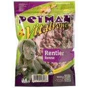 Petman Hunde-Frostfutter Rentierfleisch 12x1000g