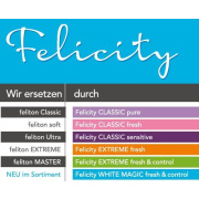 Felicity Katzenstreu CLASSIC sensitive 10l/6kg Beutel
