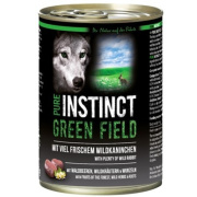 PURE INSTINCT Hundenassfutter Green Field mit...