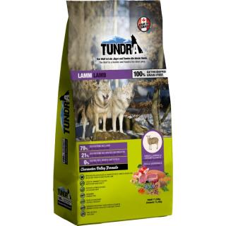 Tundra Hundefutter mit Lamm 11,34 kg