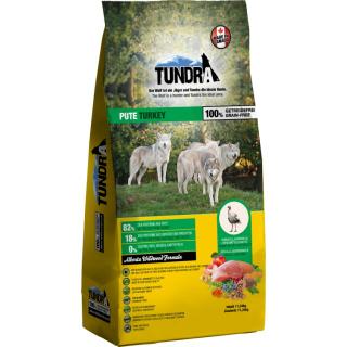 Tundra Hundefutter mit Pute 11,34kg