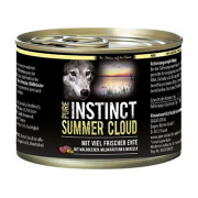 PURE INSTINCT Hundenassfutter Summer Cloud mit Ente 200g