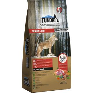 Tundra Hundefutter Senior Light 11,34kg
