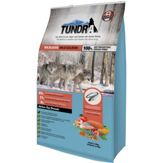 Tundra Hundefutter mit Lachs 3,18kg