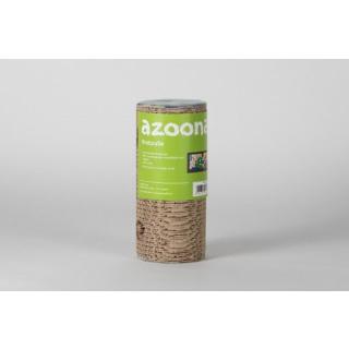 azoona Kratzrolle aus Wellkarton 20x8cm