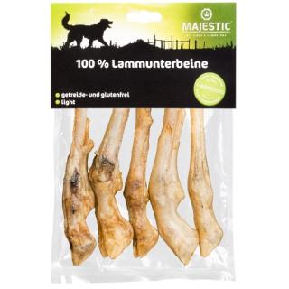 MAJESTIC Lammunterbeine  5Stk.  350g