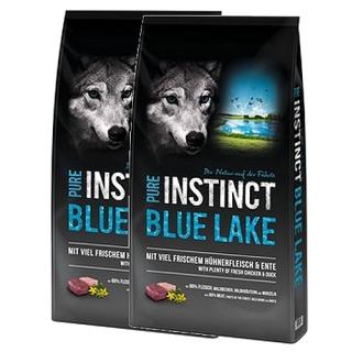 Schock´s PURE INSTINCT Blue Lake mit Huhn & Ente 2x12kg