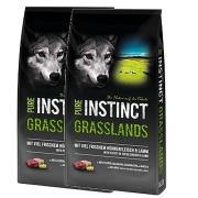 Schock´s PURE INSTINCT Grasslands mit Huhn und Lamm...