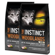 Schock´s PURE INSTINCT Woodlands Junior mit Huhn und...