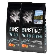 Schock´s PURE INSTINCT Wild River mit Lachs Protein...
