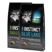 Schock´s PURE INSTINCT 1x Blue Lake 12kg & 1x Grasslands...