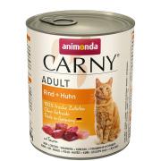 animonda Carny Adult Rind und Huhn 800g