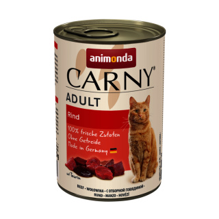 animonda Carny Adult Rind pur 400g