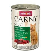 animonda Carny Adult Rind und Reh 400g