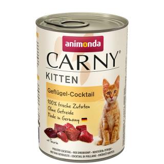animonda Carny Kitten Geflügel-Cocktail 400g