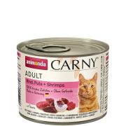 animonda Carny Adult Rind, Pute und Shrimps 200g