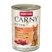 animonda Carny Kitten Rind, Kalb und Huhn 400g