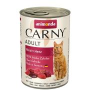animonda Carny Adult Rind und Herz 400g
