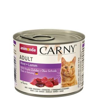 animonda Carny Adult Rind und Lamm 200g