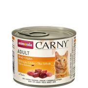 animonda Carny Adult Rind und Huhn 200g