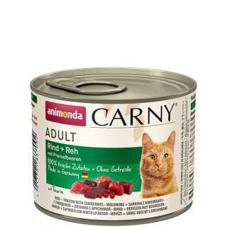 animonda Carny Adult Rind und Reh 200g